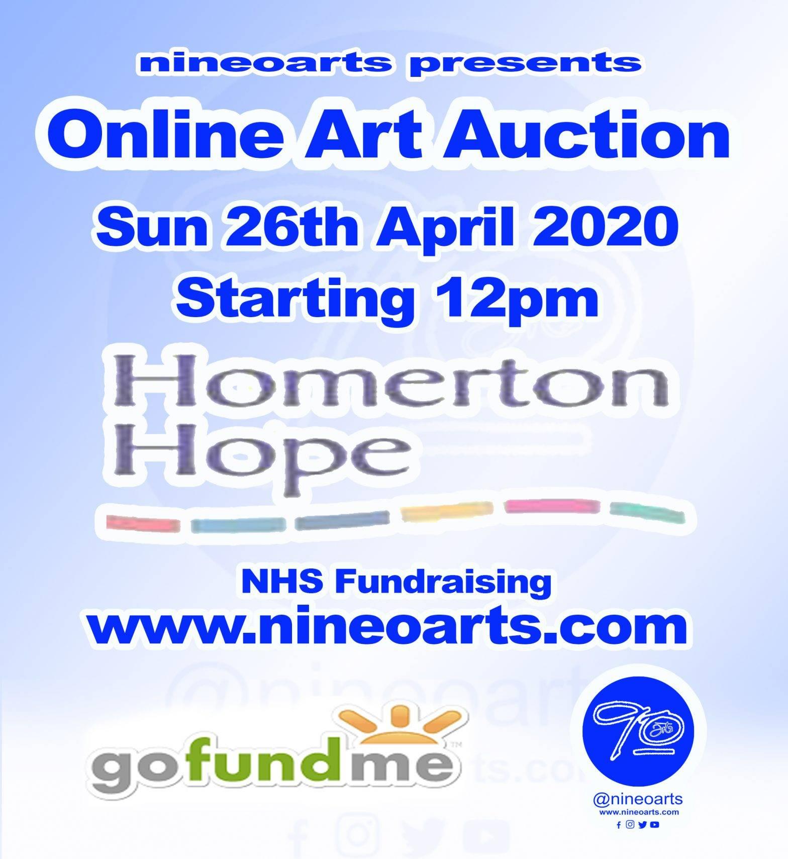 NHS Fundraiser Homerton hospital