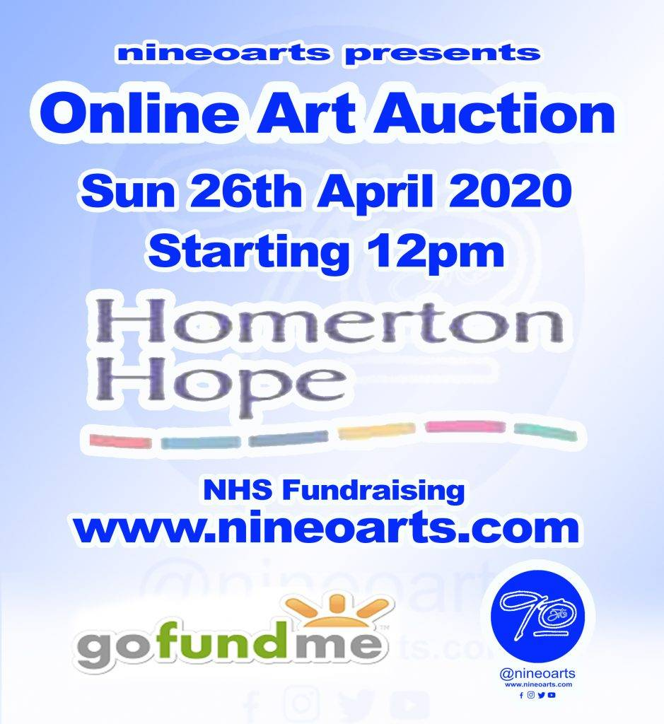NHS Fundraiser Homerton hospital